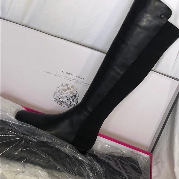 Vince Camuto Shoes - BRAND NEW Vince Camuto Black Over the Knee Boots
